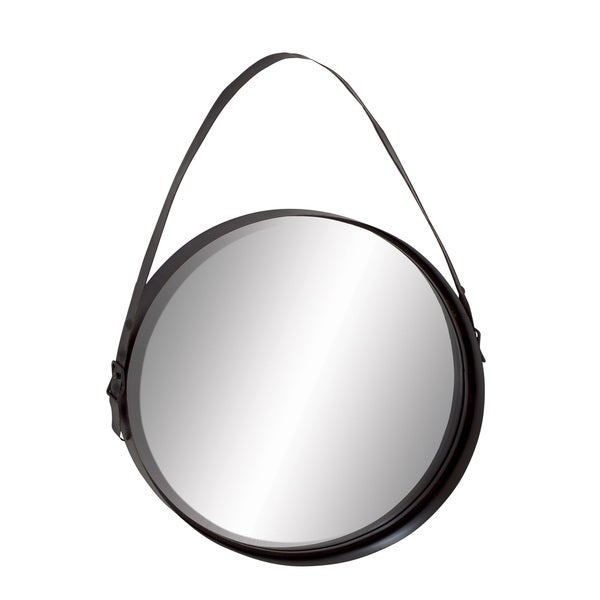 Round Metal Wall Hanging Mirror