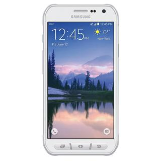 Samsung Galaxy S6 Active G890A 32GB White Unlocked GSM LTE Octa-Core Android Smartphone (Refurbished)