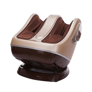 Shiatsu Food and Leg Kahuna Massager
