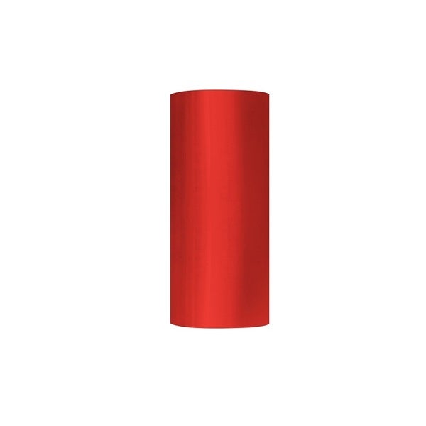 Machine Pallet Wrap Stretch Film Red 30 In 5000 Ft 80 Ga (5 Rolls) FREE Shipping 17675337