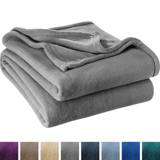 Super Soft Microplush Dorm Blanket