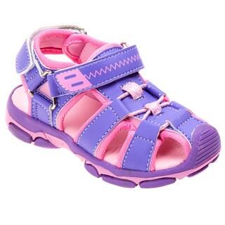 Rugged Bear Little Girls' Sandals