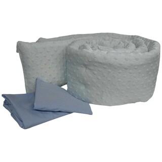 Grandma's Package Heavenly Soft Porta Crib Bedding