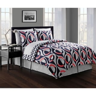 Avondale Manor Grayson 8-piece Bed in a Bag with Sheet Set