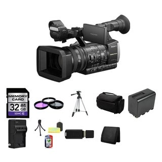 Sony HXR-NX3 NXCAM Professional Camcorder Bundle
