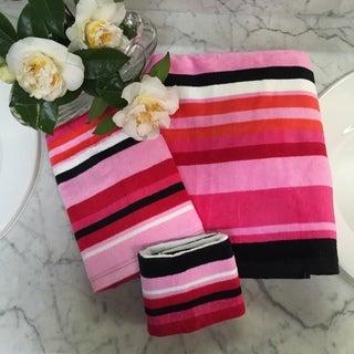 French Bull Oui MG Stripe 3-piece Towel Set