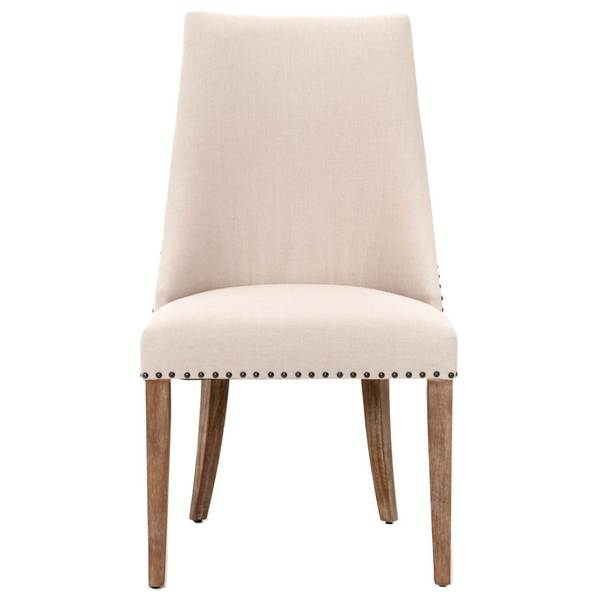 Jasmine Stone Linen Dining Chair