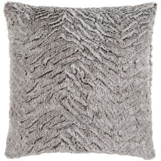 Decorative Oaks 18-inch Poly or Down Filled Pillow