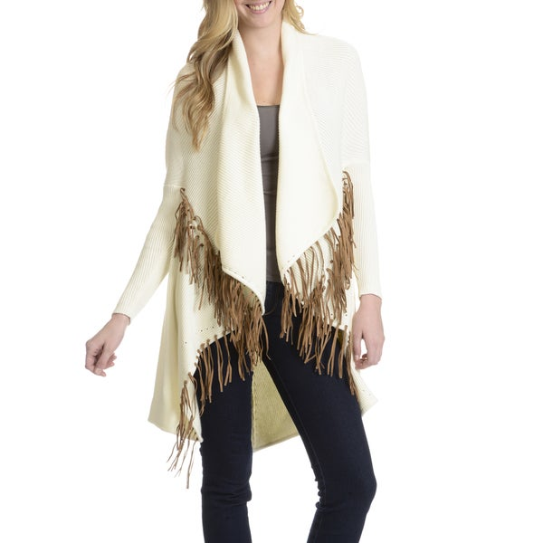 Nikki Jones Montreal Women's Fringe Cardigan