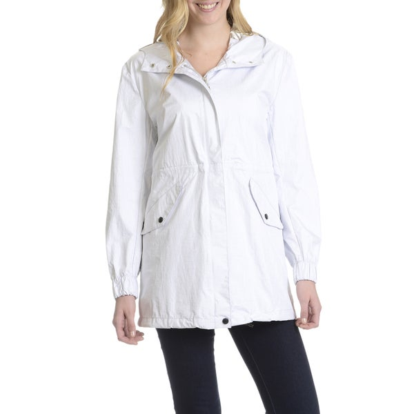 Nikki Jones Montreal Women's Hooded Anorak