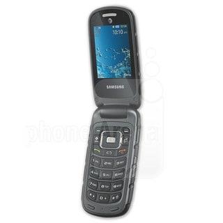 Samsung Rugby 3 A997 Black Unlocked GSM 3G Extreme Durability Flip Smartphone (Refurbished)