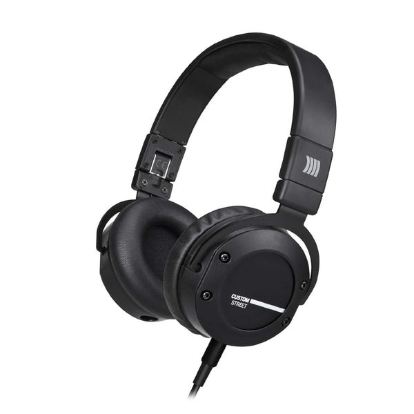 Beyerdynamic 706205 Custom Street Headphones, Black