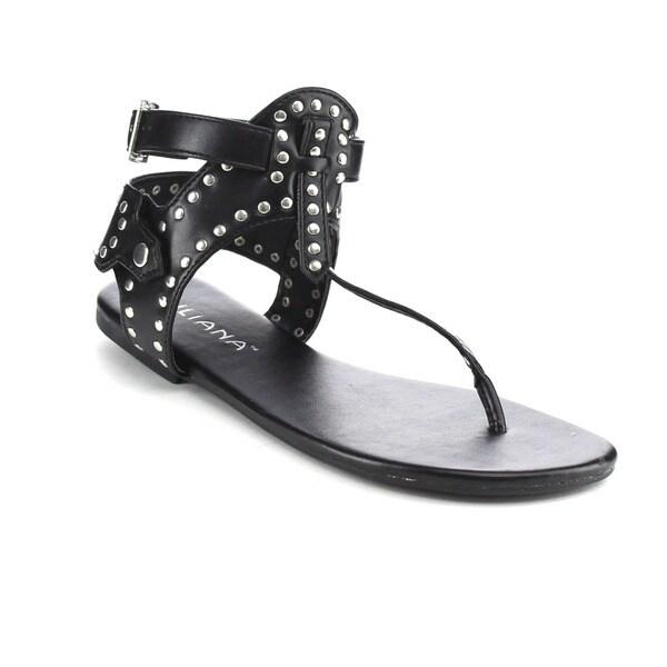 Beston DB21 Women's Studded Ankle Strap Sandals 17686982