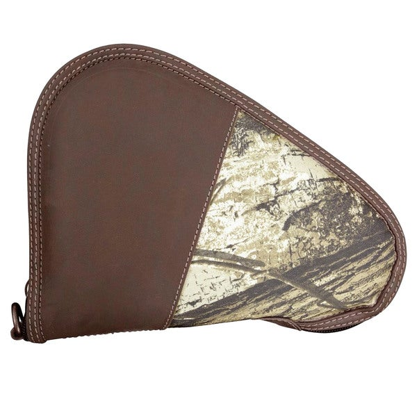 Realtree Water Resistant Small Pistol Case