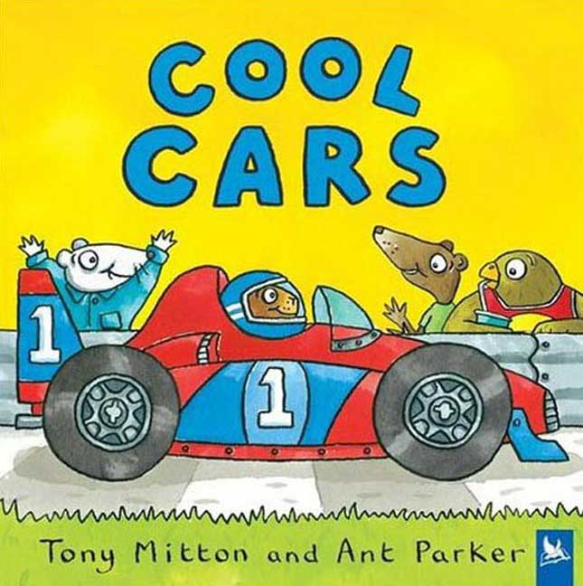 Cool Cars (Hardcover)
