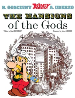 The Mansions Of The Gods (Paperback)