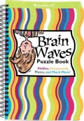 Brain Waves: Puzzle Book (Spiral bound)