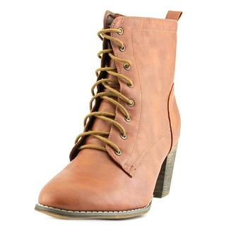 a.x.n.y. Women's 'Alpha' Faux Leather Boots