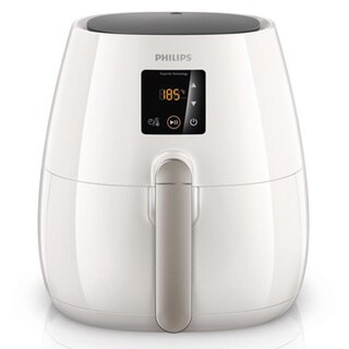 Philips HD9230/56 Digital White Viva Airfryer with Rapid Air Technology