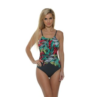 Magicsuit by Miraclesuit Women's Nirvana Lisa Underwire One-Piece
