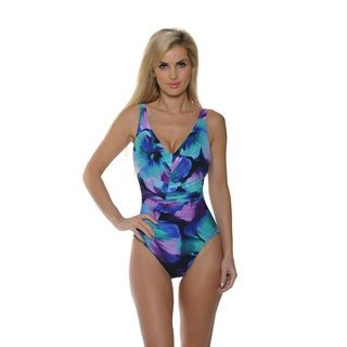 Magicsuit by Miraclesuit Women's Eden Charlize One-Piece