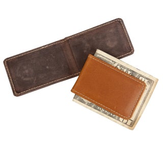 Canyon Outback Wilson Canyon Leather Money Clip