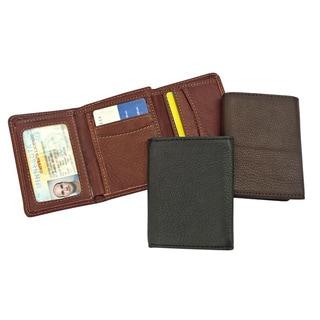 Canyon Outback Leather Bozeman Falls Leather Tri-Fold Wallet