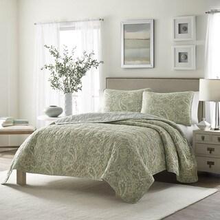 Stone Cottage Emilia Cotton Quilt Set