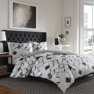 City Scene Jackson Cotton Duvet Cover Set
