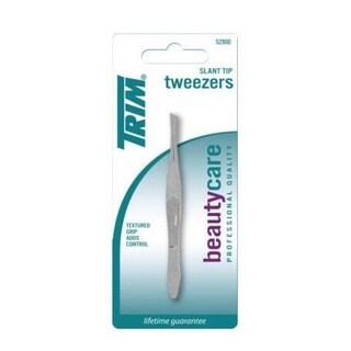 Trim BeautyCare Slant Tip Tweezers