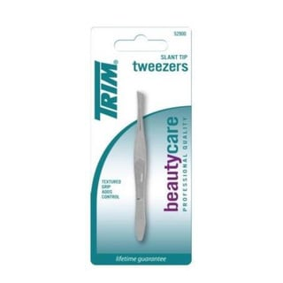 Trim BeautyCare Slant Tip Tweezers