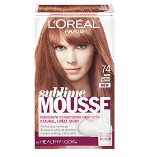 L'Oreal Paris Sublime Mousse by Healthy Look Hair Color