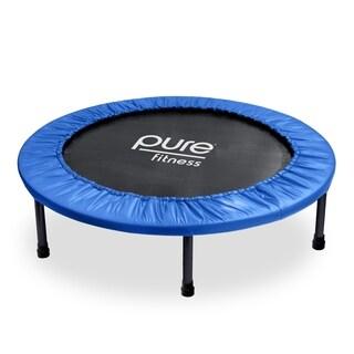 Pure Fitness 40-inch Mini Trampoline