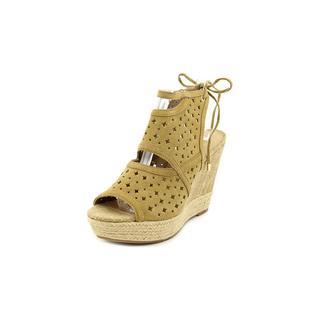 Marc Fisher Women's 'Alani' Regular Suede Dress Shoes