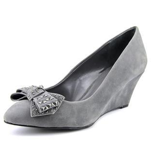 BCBGeneration Women's 'Albaz' Kid Suede Dress Shoes
