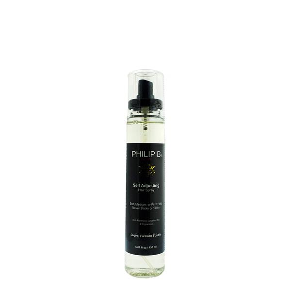 Philip B Self Adjusting 5.07-ounce Hair Spray 55-percent VOC Compliant