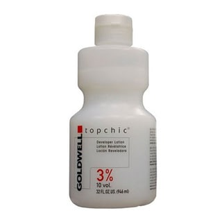 Goldwell Topchic Lotion 10 Volume Developer 32-ounce