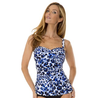 Basic Instinct Women's Tankini by Mazu Swim