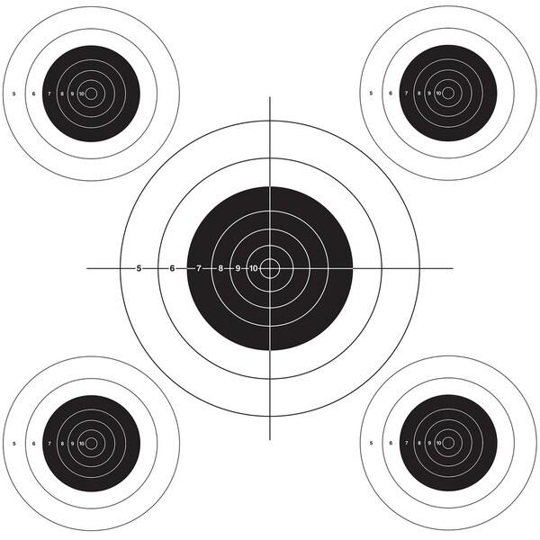Lyman Bullseye Target Roll for Auto Advance Target