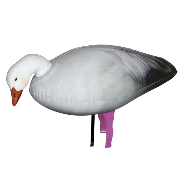 Cherokee Sports Full Bodied Snow/Blue Goose Decoys 6 Pack
