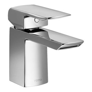 Toto Soiree Single Hole Bathroom Faucet TL960SDLQ#BN Brushed Nickel