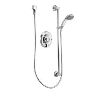 Moen Commercial 8346EP15 Chrome Shower Faucet
