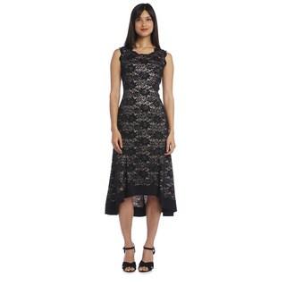 R&M Richards Women's Lace Dress