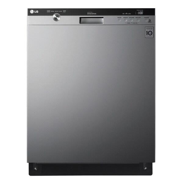 LG 24-inch Semi-Integrated Dishwasher 17708537