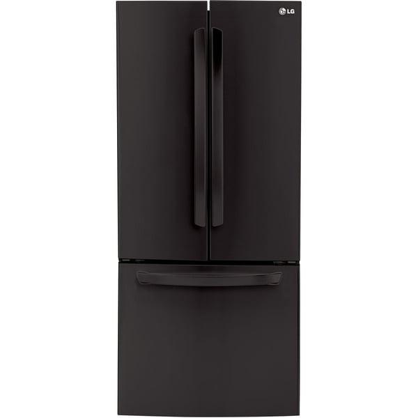 Lg 30 Inch French Door Refrigerator 18439626 Overstock
