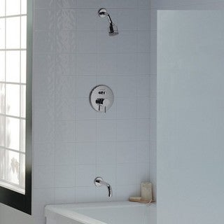 American Standard Serin Tub and Shower Faucet T064.602.002 Polished Chrome