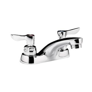 American Standard Monterrey Centerset Bathroom Faucet 5500.140.002 Polished Chrome