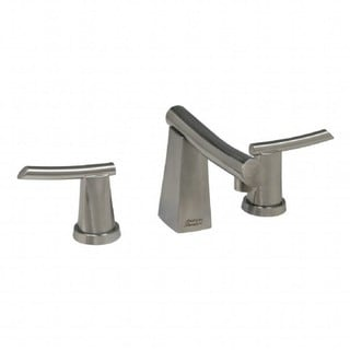 American Standard Green Tea Widespread Bathroom Faucet 7010.801.075 Stainless Steel