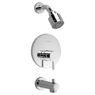American Standard Serin Shower Faucet T064.501.295 Satin Nickel