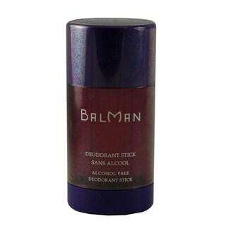 Balmain Parfums Men's Alcohol-Free Deodorant Stick